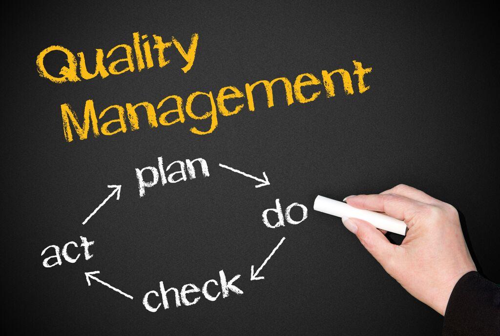 Quality Control &<p>Quality Assurance